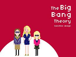 像素风TBBT女生组三人