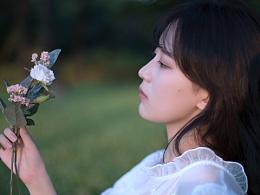 浪漫少女写真