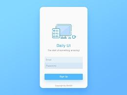 登录页&支付界面