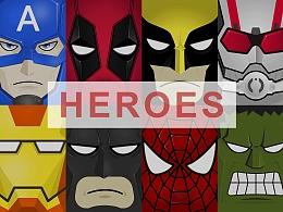 HEROES!!!