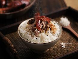 美食摄影|米饭馆x乡巴稻|米饭馆x有米师傅