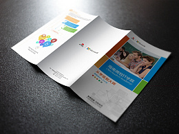 微软IT学院 一系列原创设计集 海报 三折页 DM (已商用)