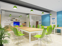 室内设计—休息区