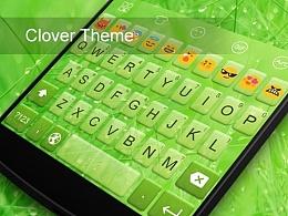 【键盘主题第六弹】Clover