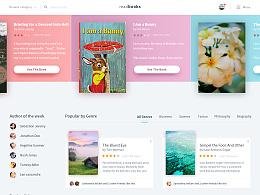 图书网站加社交