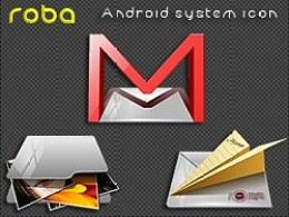 [Roba]AndroidSystemicon
