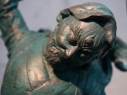 2015   《妖红怪子》  青铜