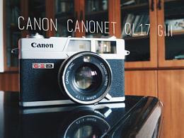 重新看佳能Canonet QL17 GIII