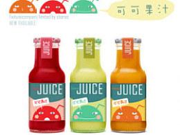 【包装设计-可可果汁】