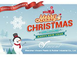 圣诞主题阿里巴巴国际站店铺装修-及贺卡