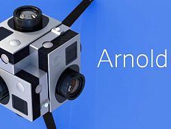 vr相机组合动画