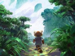 九郎的旅行1