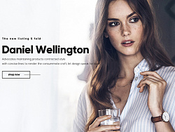 Daniel Wellington store