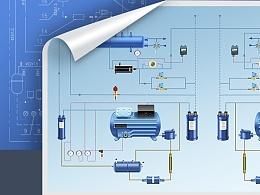 中船重工冷气设备监控系统