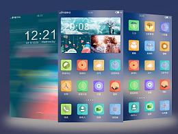 GUI-手机界面