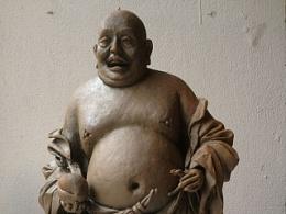 中国古代雕塑临摹
