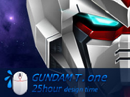 GUNDAM_T.ONE鼠绘图标_机动战士高达