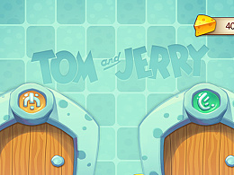 Tom & Jerry 部分界面