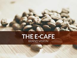 E·Cafe BRAND VISION意点咖啡品牌视觉形象
