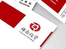 祥鼎投资·LOGO设计 | 北京海空设计