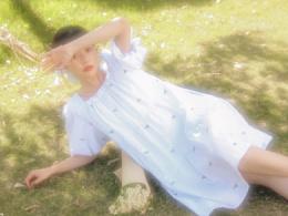 法式风孕妇装
