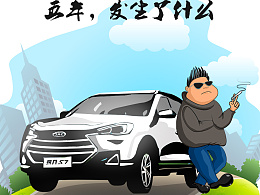 2017江淮S7 H5动画
