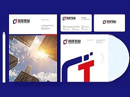 服务业品牌形象设计  物业公司logo设计 售后公司VI设计