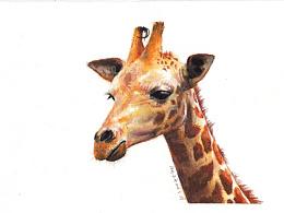 《长颈鹿》