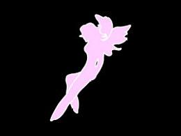刚做的美甲商业logo