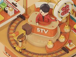 关于猴年的一些零零散散 | TV PACKAGING