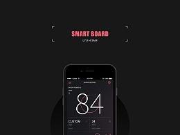 UI练习 | SMARTBOARD APP