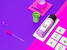 不二手造原创设计IN THE SUMMER·化妆品系列