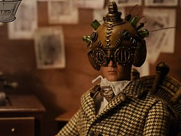 蒸汽工厂最新系列-杀手联盟系列-揭开第一位杀手的神秘面纱-艾迪生