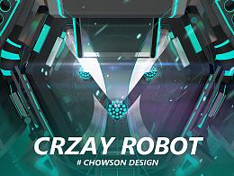 CRAZY ROBOT-潜行者Stalker