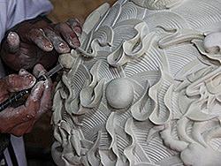 器世界精品茶具小编讲解陶瓷的制作、生产特点与要求