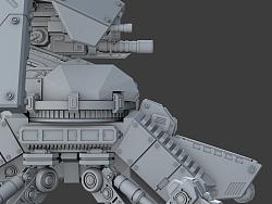 3D模型制作