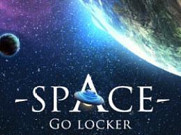【Space】go锁屏