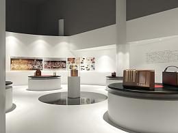 展厅设计方案 效果图