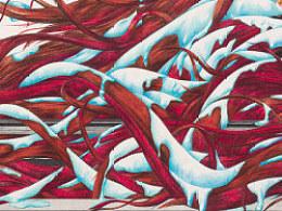 平行国度——《甜蜜的诱惑》SweetTemptationcoloredpencil,paper&