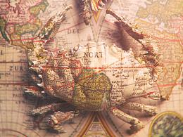 地图动了?