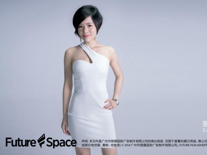 futurespace-女企业家形象照