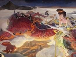 【莲羊造龙】五行龙·火——展望