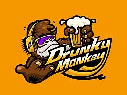 关于一个喝醉的猴子