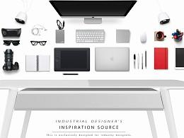 SOURCE-工业设计师工作台