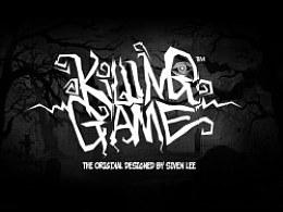 桌游卡牌设计《杀人游戏》又名《天黑请闭眼》