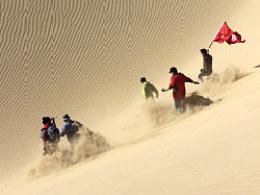 旅行鄂尔多斯库布齐沙漠山西老牛湾