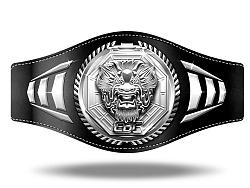 中国拳王金腰带设计大赛-帝皇龙耀卫冕金腰带