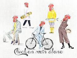 鸡独人系列(部分)