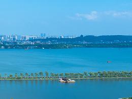最忆是杭州 西湖远眺
