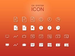 公司部分icon设计